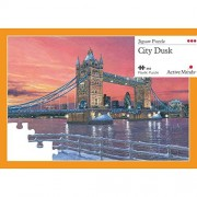 Active Minds City Dusk 63 Piece Jigsaw Puzzle: Specialist Alzheimer'S/Dementia Activities and Games