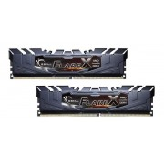 Memorie G.Skill Flare X (For AMD), DDR4, 2x16GB, 2400MHz, CL16 (Negru)