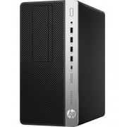 PC HP ProDesk 600 G3, 1HK51EA, crna, Intel Core i3 7100 3.9GHz, 500GB HDD, 4GB, Intel HD Graphic 630, Windows 10 Professional 64bit, Micro tower, 36mj