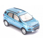 Centy Sports Echo (Eco Sport) Suv Miniature Pull Back Action Toy (Electric Blue)