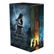 The Remnant Chronicles Boxed Set: The Kiss of Deception, the Heart of Betrayal, the Beauty of Darkness, Paperback/Mary E. Pearson