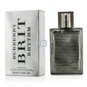 Burberry Brit Rhythm Intense Eau de Toilette 90ML spray vapo uomo