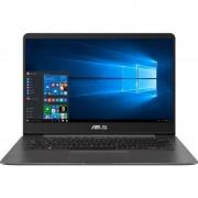 "Ultrabook Asus ZenBook UX430UA, 14"" Full HD, Intel Core i7-8550U, RAM 8GB, SSD 256GB, Windows 10 Pro, Gri"