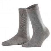 Falke Softmerino Women Socks Light Grey Melange