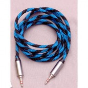 itouch Metal Aux Cable with High Quality High Strength Aux Cable (Random Colour 1 Pc)