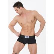 Eros Veneziani Push Up Boxer Brief Underwear Black 7213