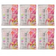 奈美悦子の国内産23種雑穀トリプルプラス 6袋セット【QVC】40代・50代レディースファッション