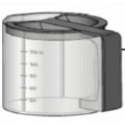 Braun J300/500 Juice Jug (Br81345923)