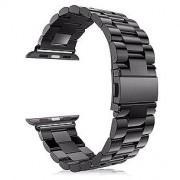 Eternico Apple Watch 38mm / 40mm Steel Band, fekete