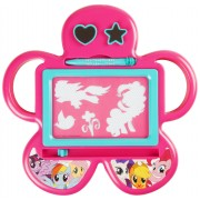 My Little Pony - Tablita magnetica pentru desen in forma de floare