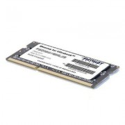 Модуль памяти Patriot Memory DDR3L SO-DIMM 1600MHz PC3-12800 - 8Gb PSD38G1600L2S