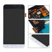 Écran Lcd Vitre Tactile Réparation Pré-Monté Pour Samsung Galaxy J3 2016 Sm-J320a J320 J320f J320m J320p Blanc