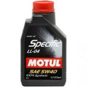 MOTUL SPECIFIC LL04 5W40 1 liter