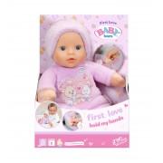 BABY BORN - PAPUSA INTERACTIVA BEBELUSUL TINE-MA DE MAINI (ZF822517)