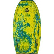 Wave Skater Shadow Fish Bodyboard (Lime /Navy)