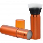 Četkica za završni sloj i rumeniloRetractable bronzer brush