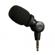 Saramonic i-Mic Professionele TRRS Condensor video Microfoon voor iPhone, iPad, iPod Touch & Mac Android telefoon