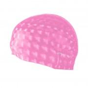 Plavecká sapka Spokey TORPEDO 3D rózsaszín