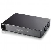 SWITCH, Zyxel ES1100-16P, 16-port 10/100, 8xPoE, Green (ES1100-16P-EU0102F)