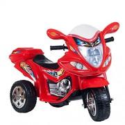 Lil' Rider Red Baron Motorized Ride on Three Wheel Motorcycle Trike