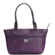 Vogue Nation Hand-held Bag(Purple)