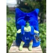 Ghiozdan plus personalizat Hulk