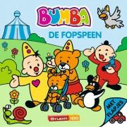 Studio 100 Bumba boek met flapjes - De fopspeen