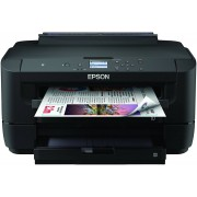 Imprimanta inkjet Epson WorkForce WF-7210DTW A3 Wi Fi Negru