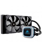 Водно охлаждане за процесор Corsair Hydro Series H115i PRO, съвместим с Intel (115x, Intel 2011/2066) and AMD (AM3/AM2, AMD AM4)