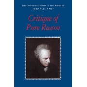 Critique of Pure Reason, Paperback/Immanuel Kant