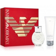 Giorgio Armani Emporio Diamonds Woda perfumowana 30ml spray + Ĺťel pod prysznic 75ml