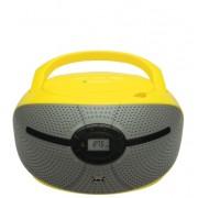 Boombox cu radio Blaupunkt BB6YL Yellow