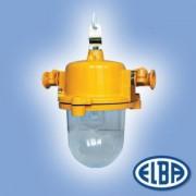 Robbanásbiztos lámpa 70W/105W II 3D izzóval IP54 Elba