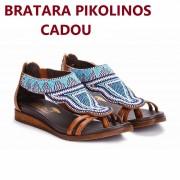 Sandale Dama Pikolinos W5K-MA0950 Brandy