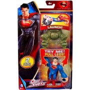 Man of Steel Movie Quick Shots Flight Strike Superman