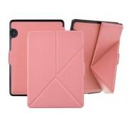 Etui futerał origami amazon kindle voyage na magens różowe