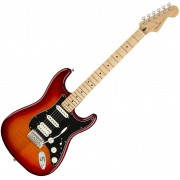 Fender Player Series Stratocaster HSS Plus Top MN Aged Cherry Burst