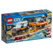 UNITATEA DE INTERVENTIE 4 X 4 - LEGO (60165)