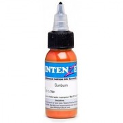 Intenze Tattoo Ink Sunburn 1 oz Bottle. Made In USA