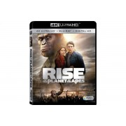 Blu-Ray Rise of the Planet of the Apes 4K (2011) 4K Blu-ray