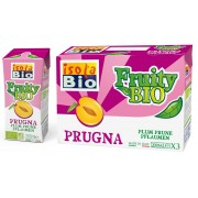 Nectar bio de prune Fruity 3X200ml