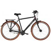 Ortler Monet Homme, black matte 60cm (28