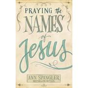 Praying the Names of Jesus, Paperback/Ann Spangler