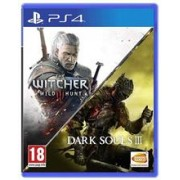 The Witcher 3 Wild Hunt + Dark Souls Iii Ps4