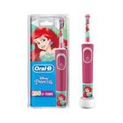 Procter & Gamble Srl Oralb Power Vitality D100 Principesse