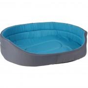 Culcuş animal de companie Dormiro, albastru