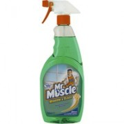 Mr Muscle Window and Glass Cleaner 750ml 7516583