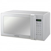 Daewoo horno de microondas daewoo kor-662m 0.7 pies cúbicos silver