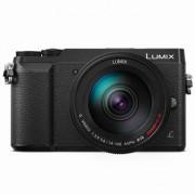Panasonic Lumix DMC-GX80 kamerahus svart + G Vario 14-140/3,5-5,6 O.I.S
