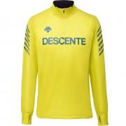 Descente Men T-Neck Promotion sulfur lime